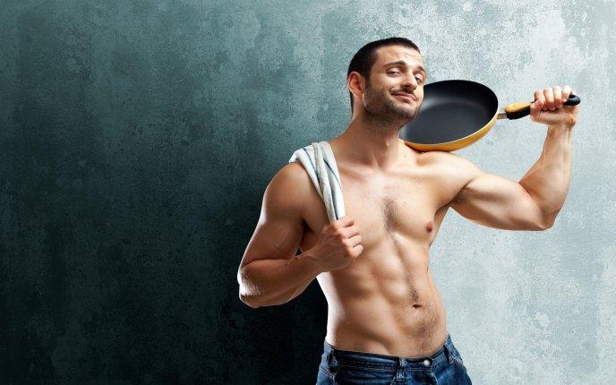 Фото с голым торсом мужчины 9130 фотография